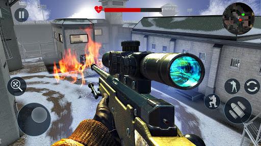 Counter Terrorist Game 2020 - FPS Shooting Strike apkdebit screenshots 9