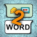 Pics 2 Words - A Free Infinity Search Puzzle Game icon