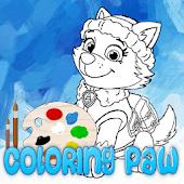 Tải Coloring Paw Patrol Pro miễn phí