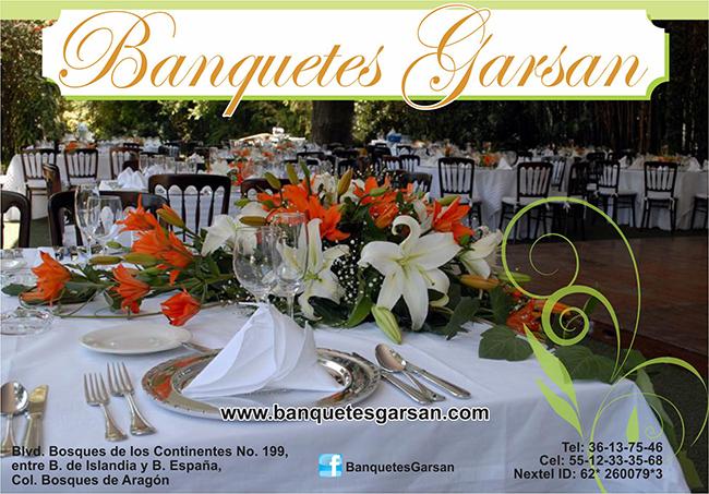 BANQUETES GARZAN