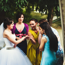 Wedding photographer Mikhail Vasilenko (Talon). Photo of 24.11.2014