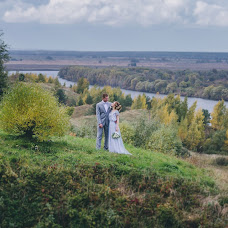 Wedding photographer Anna Zhovner (Nushkin). Photo of 10.10.2017