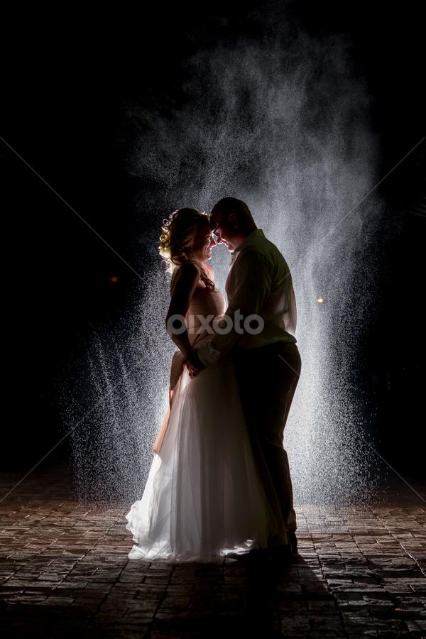 NIght by Lood Goosen (LWG Photo) - Wedding Bride & Groom ( wedding photography, wedding day, night, wedding photographer, bride and groom, bride, bride groom,  )