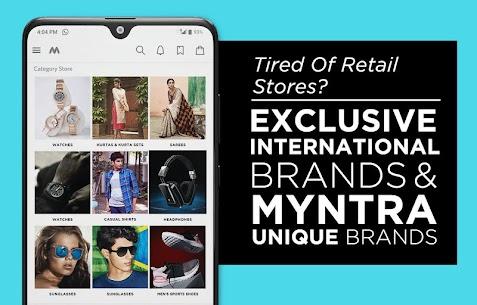 Myntra Online Shopping App 5