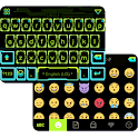 Neon Led Theme for iKeyboard icon