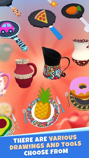 Pancake Coloring apkpoly screenshots 6