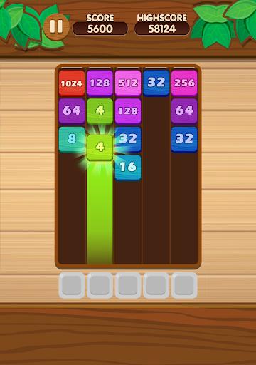 2048 Shoot & Merge Block Puzzle painmod.com screenshots 19
