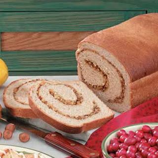 Hazelnut Swirl Bread