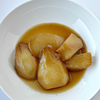 Pears Poached Pear Cider Recipes