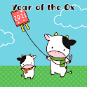 Cute Wallpaper Year of the Ox Theme icon
