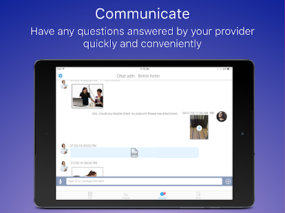 BlueJay Engage – Patient- screenshot thumbnail