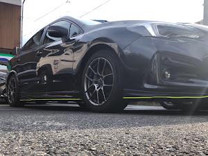 インプレッサ G4 GK3 IMPREZA G4-i-L EyeSight S-style特別仕様車のカスタム事例画像 だいきさんの2020年03月31日23:13の投稿