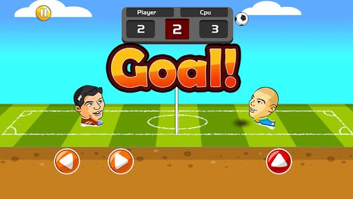 Volley Soccer Hero 1.1 screenshots 1