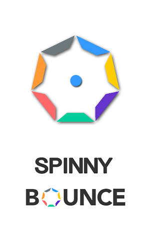 android Insane Bounce-Spinny Circle Screenshot 2