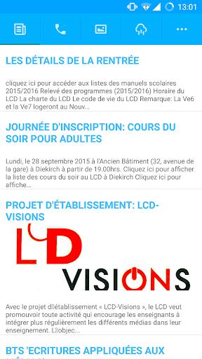 LCD-App