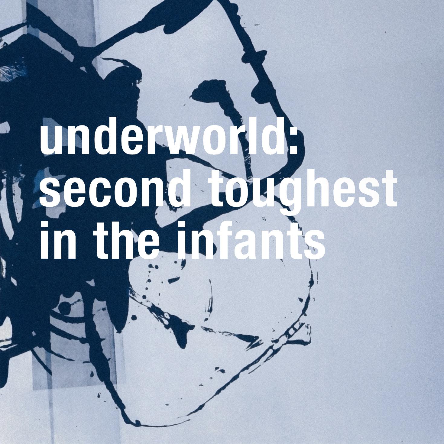 Album Artist: Underworld / Album Title: Second Toughest in the Infants (Remastered)
