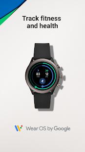 Use o sistema operacional do Google Smartwatch (foi Android Wear)