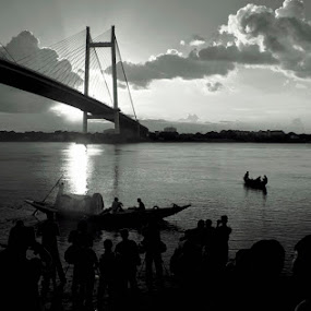 Conflagaration  by Nirupam Roy - Landscapes Waterscapes ( landscape nirupam photography )