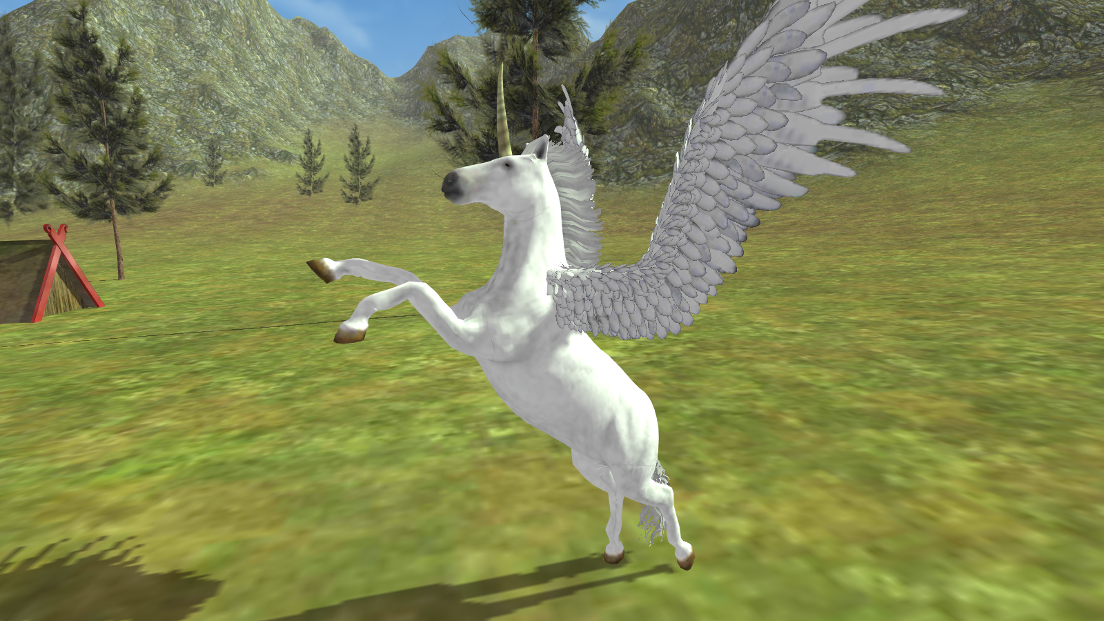 flying unicorn simulator free android apps on google play