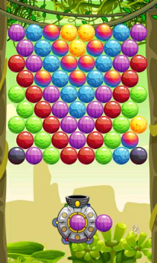 Jungle Bubble Shooter|玩休閒App免費|玩APPs