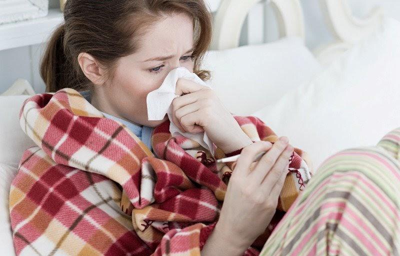Tắm nước nóng vào buổi sáng để hạn chế cảm lạnh