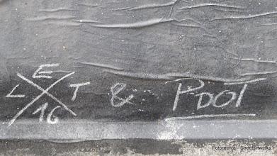 """Photo: Paste-Up; L.E.T x PDOT """"Pest Control"""""""
