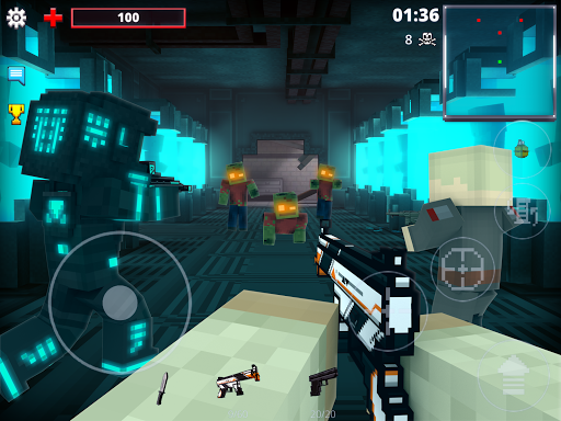Pixel Strike 3D - FPS Gun Game  screenshots 8