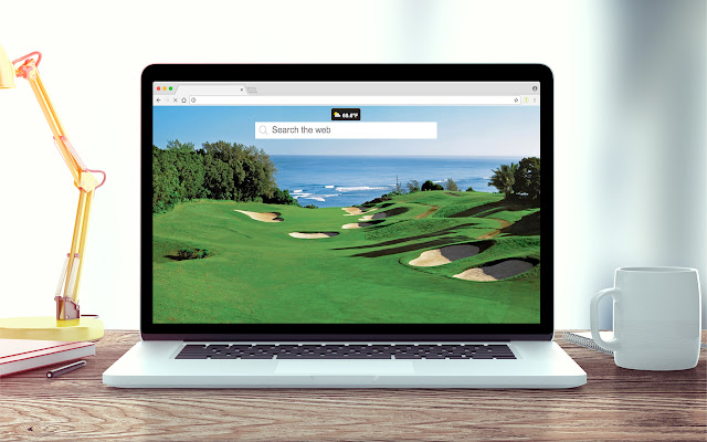 Golf Wallpapers New Tab Theme