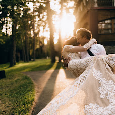Wedding photographer Andrey Gribov (GogolGrib). Photo of 06.09.2017
