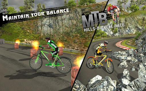 MTB Downhill BMX Freestyle Cycling 1.1 Mod screenshots 5