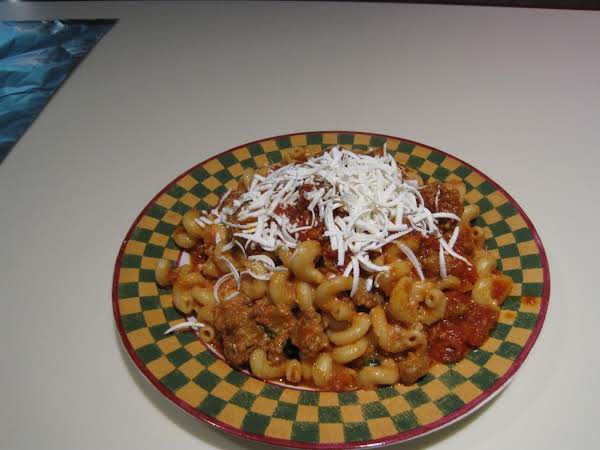 Italian Sausages Sweet & Hot In Tomato Sauce Recipe