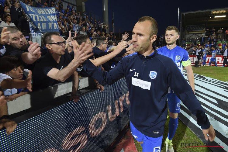 Thomas Buffel prolonge à Genk malgré l'intérêt d'un club du top belge