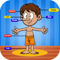 Learn About Body Parts icon
