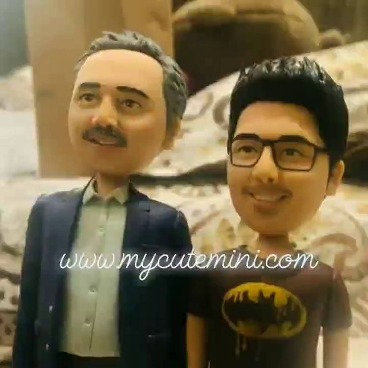 My Cute Mini | Handmade Replica 3D Miniatures | 3D Dolls
