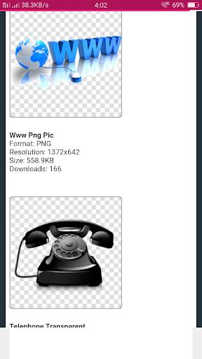 All PNG Images 1.0 screenshots 5