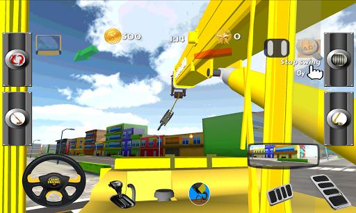 Crane Driving 3D no ads  screenshots 9