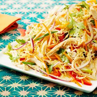 Jill's No-Mayo Chicken Salad