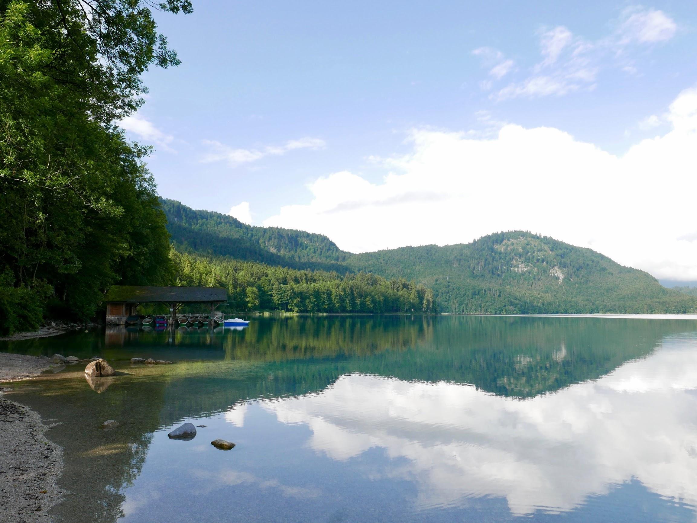 Alpsee, Schwangau