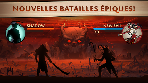 Shadow Fight 2 fond d'écran 1