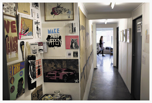 Assemblage in Newtown, Johannesburg, is a communal space for emerging artists