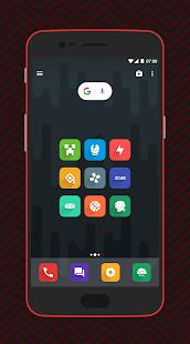 Elta - Flat Style Icon Pack - náhled