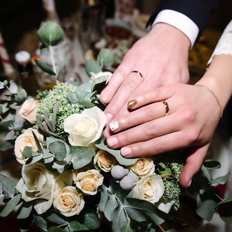 Wedding photographer Valeriya Samsonova (ValeriyaSamson). Photo of 19.12.2017