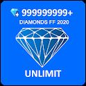 Free Diamonds Calc Garena New Fire 2020 icon
