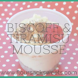 Biscoff Tiramisu Mousse