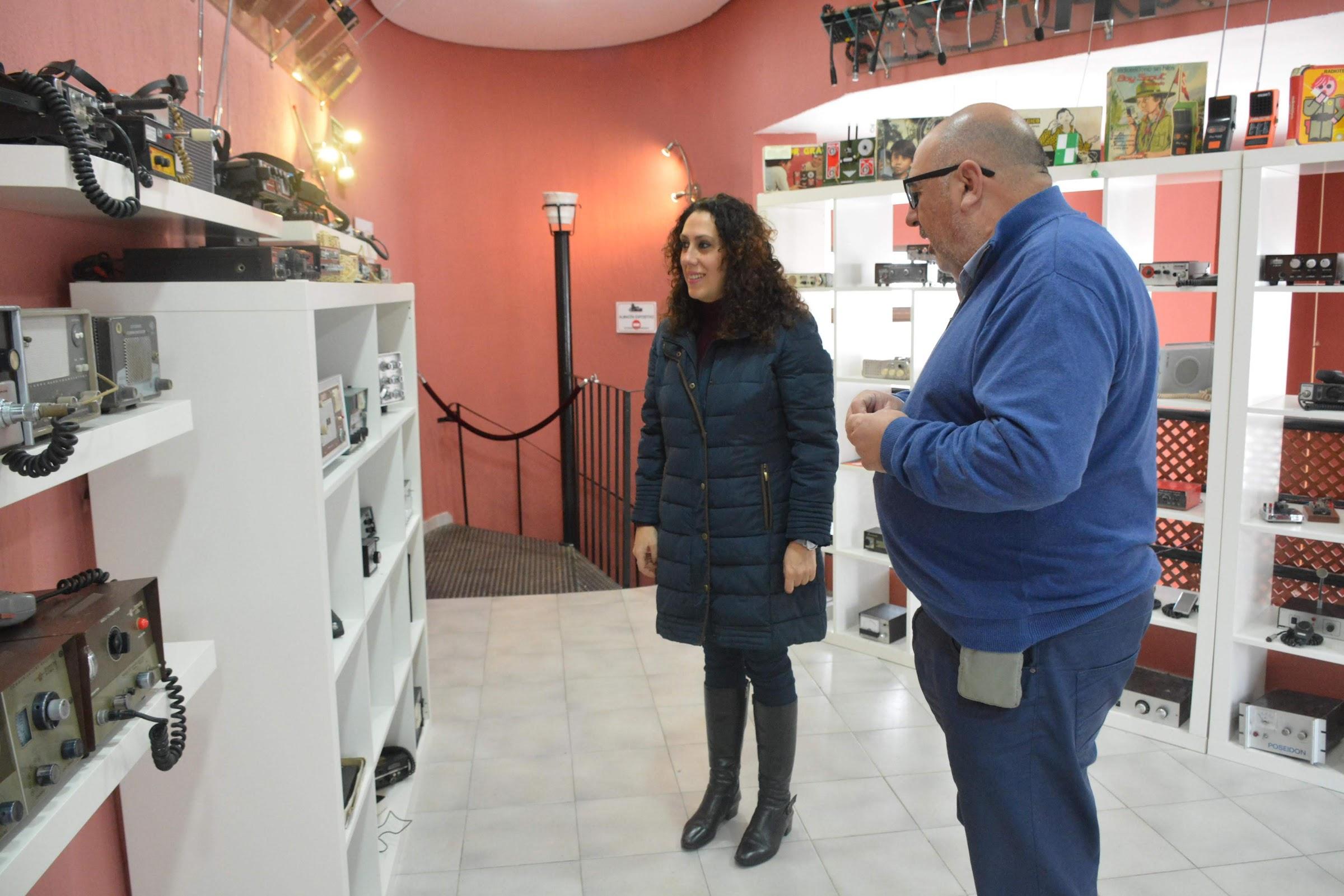 La nueva exposición del Museo CB y Radioaficionados, más didáctica