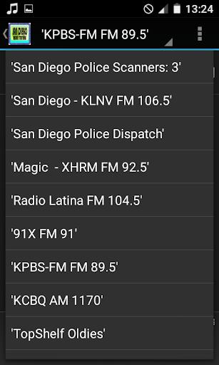 San Diego Radio Stations  screenshots 3