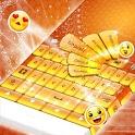 Cool Keyboard with Emoji icon