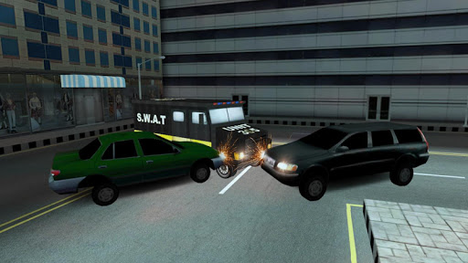 SWAT Police Car Chase  screenshots 1