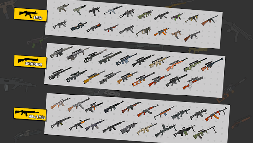 Gun Fight:One Stickman Jump Combat Game apkdebit screenshots 2