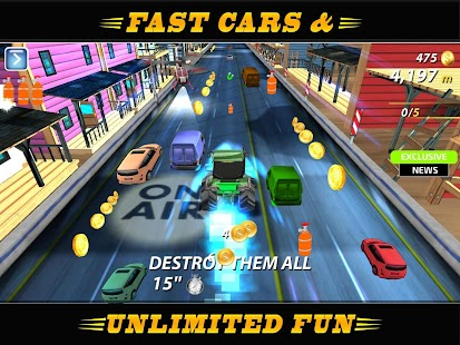 Racing Car On Fire Android Apps On Google Play